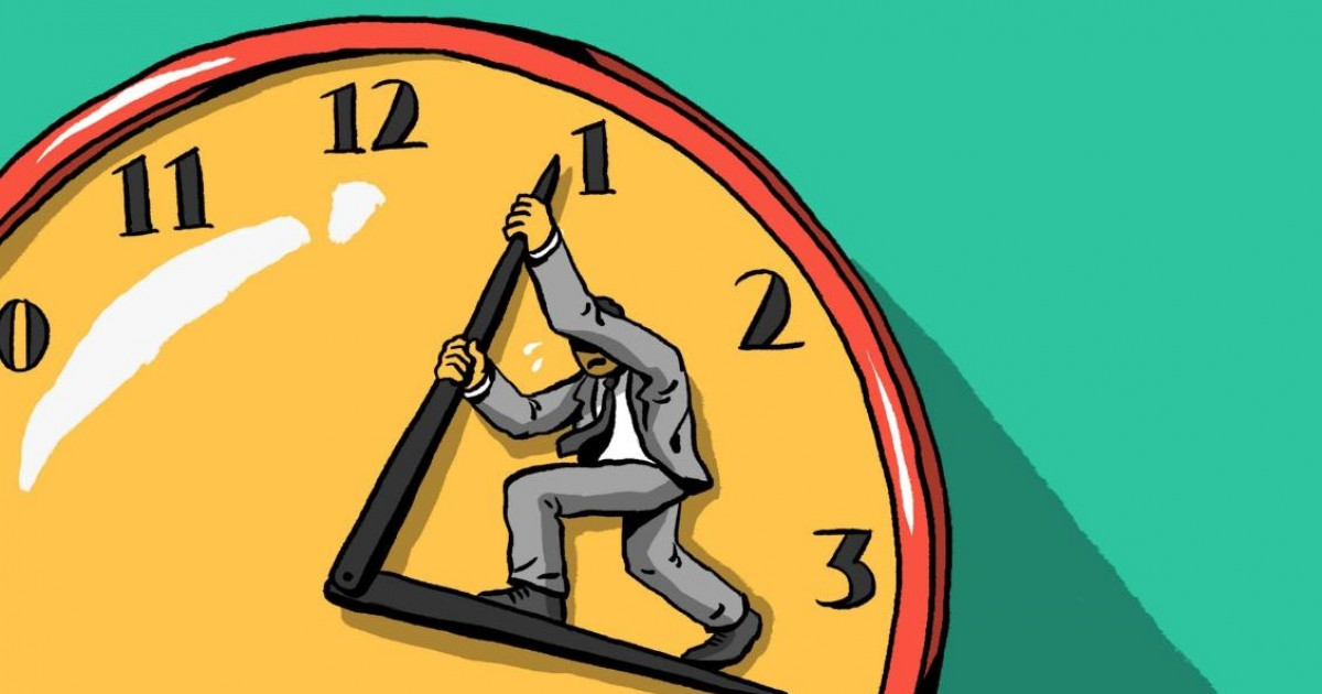 How does the change of time affect us physically and psychologically?