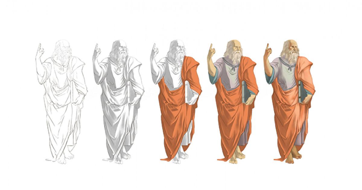 Plato's 80 Best Celebrity Phrases
