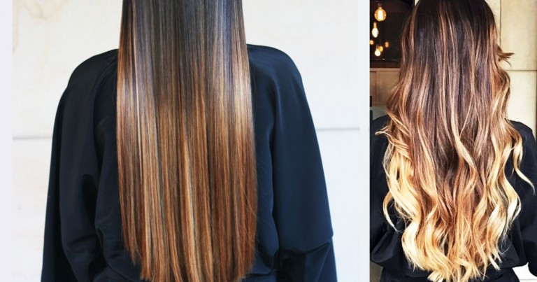 Balayage highlights: what are the characteristics of this technique? (photos)