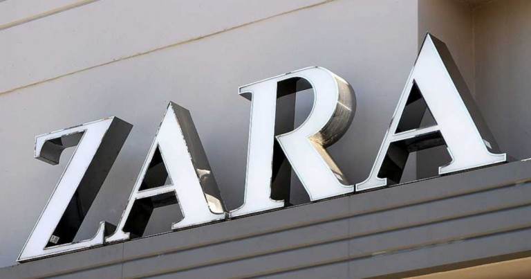 Zara bets in its new collection to version the luxury brand Prada