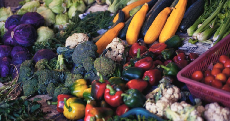 The main differences between vegetables and vegetables