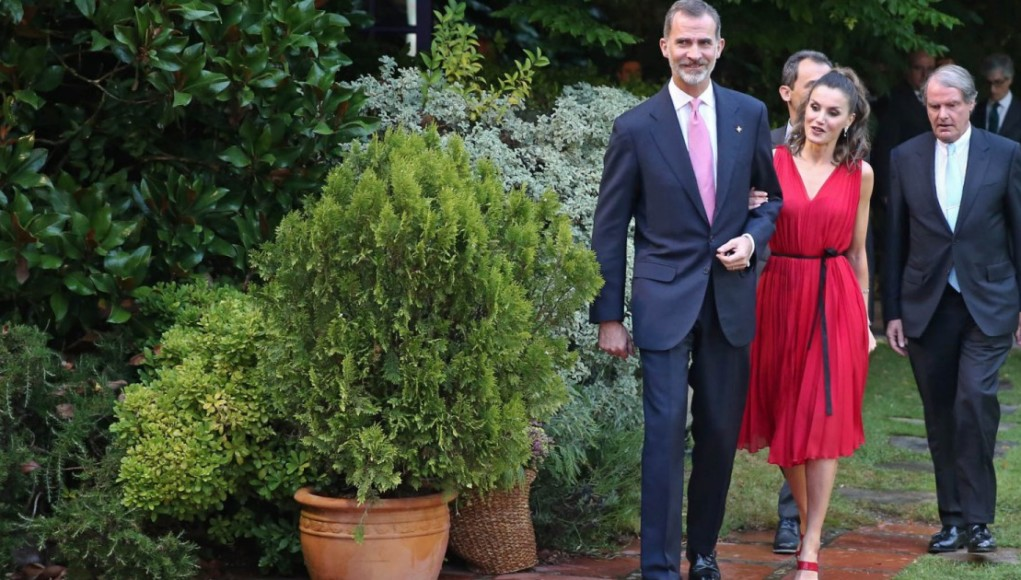 Queen Letizia does not go unnoticed with her risky new hairstyle in Catalonia