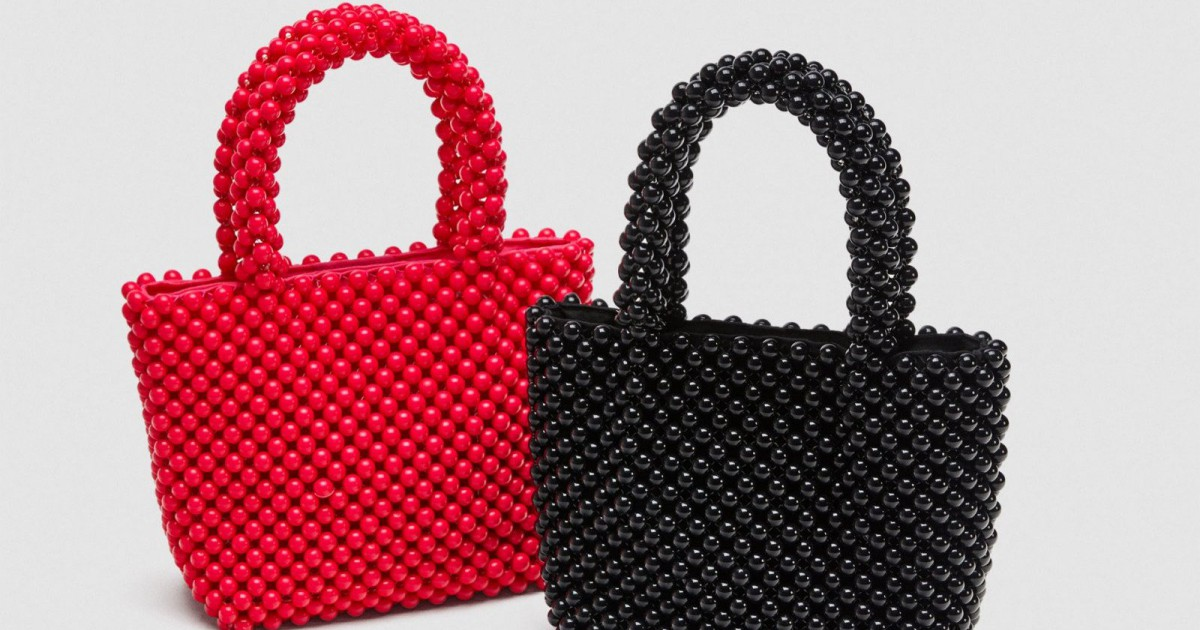 The 5 trends of handbags that are sweeping this summer are in Zara