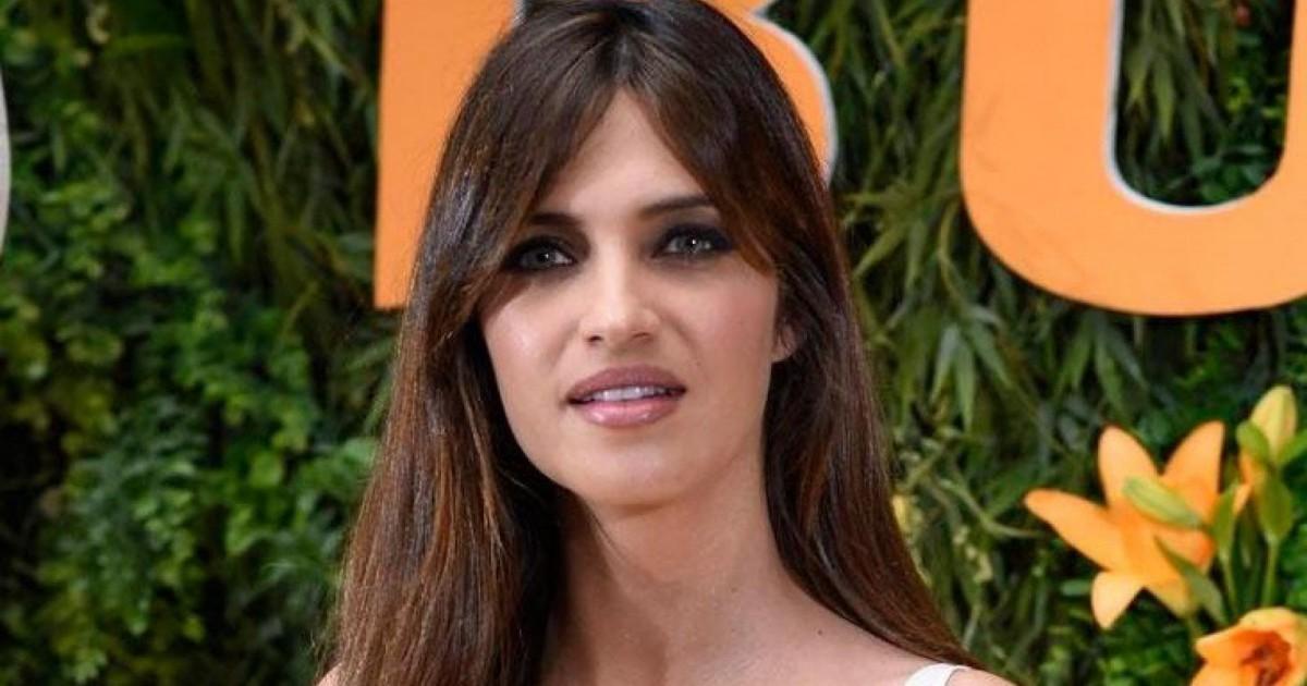 Sara Carbonero manages to wear out Zara's 'Vichy' plaid dress