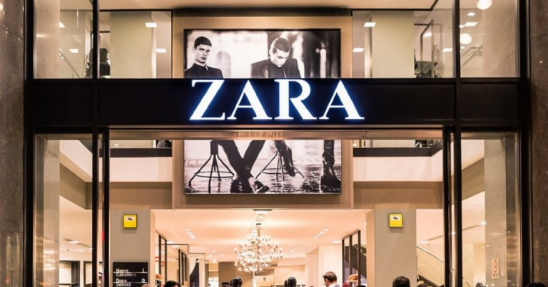 Zara copies Chanel and Aquazzura with her new vinyl shoes