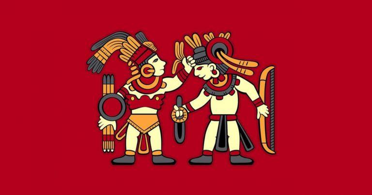 The 15 main Aztec gods