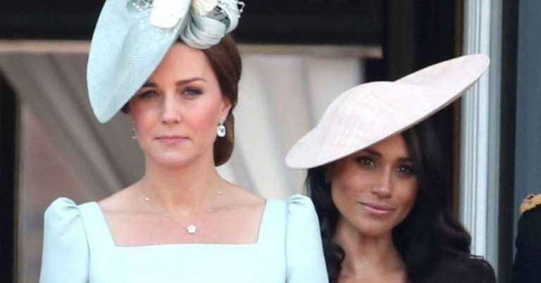 The Duchess of Cambridge once again bets on another Zara dress