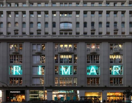 Primark inaugurates the first Harry Potter store on Madrid's Gran Via