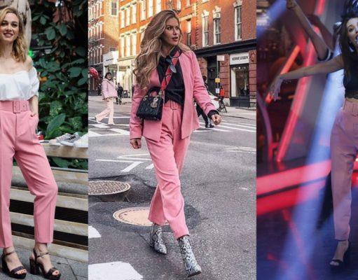 Primark clones Zara's most successful pink trousers