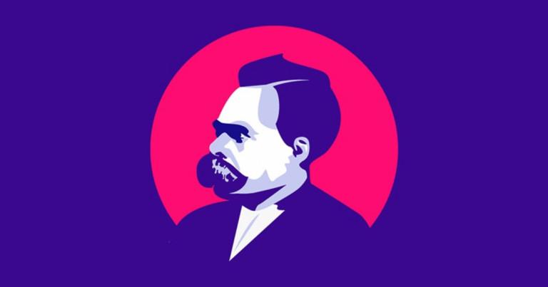 Friedrich Nietzsche's 90 best sentences