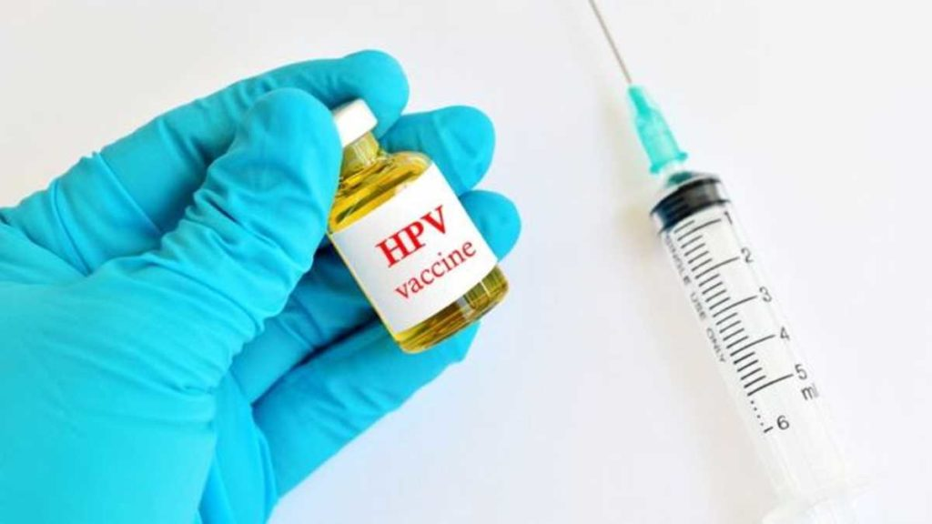 HPV vaccine 1