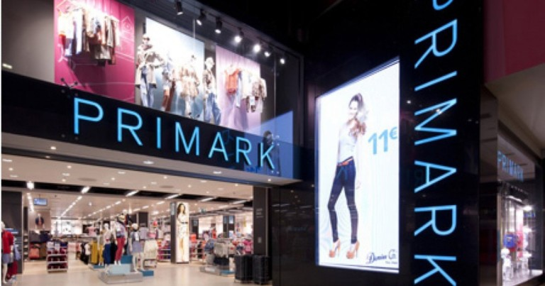 Primark bets on launching a collection of geometric earrings