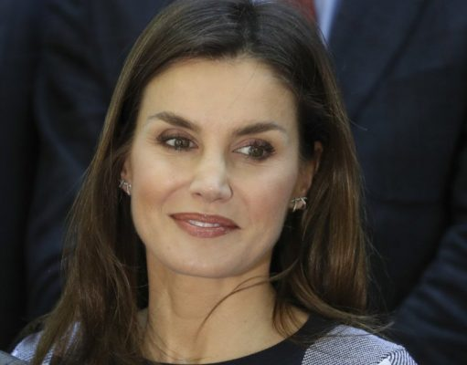 "Queen Letizia recovers her trousers from the ""polemic"" with Doña Sofía"