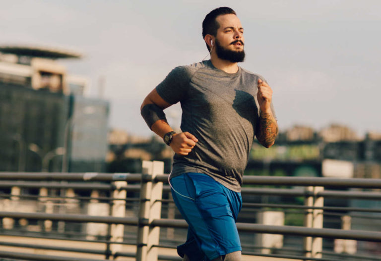 How much do I have to run to lose weight?