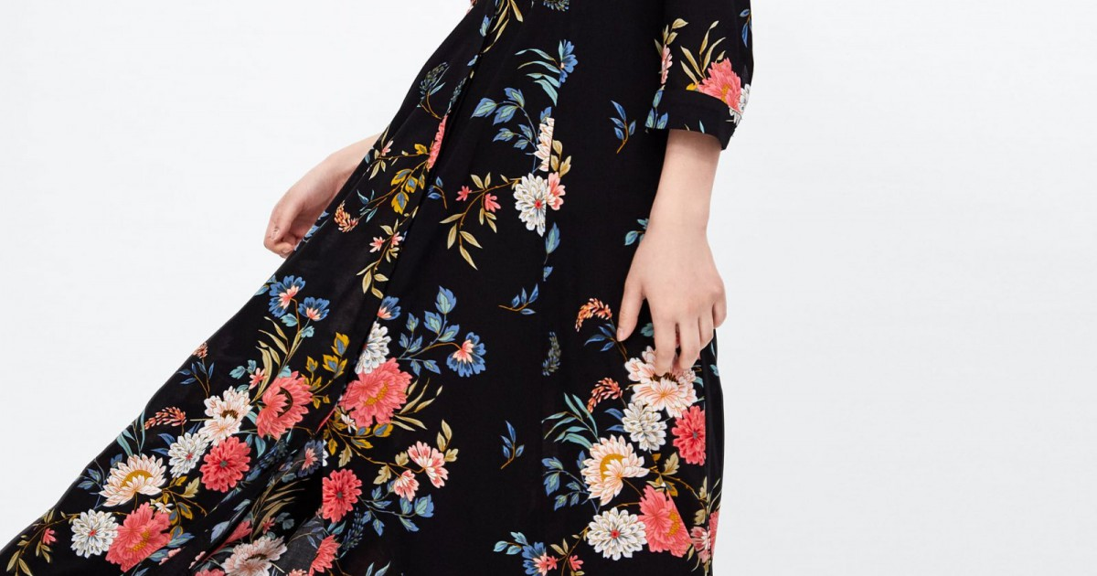 Sara Carbonero sweeps the World Cup with the floral dress of the moment