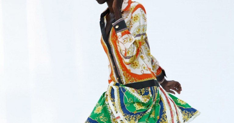 Zara draws inspiration from Versace for its new collection