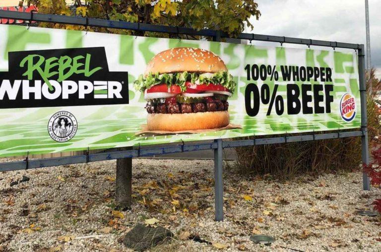 Vegans can eat at Burger King now!