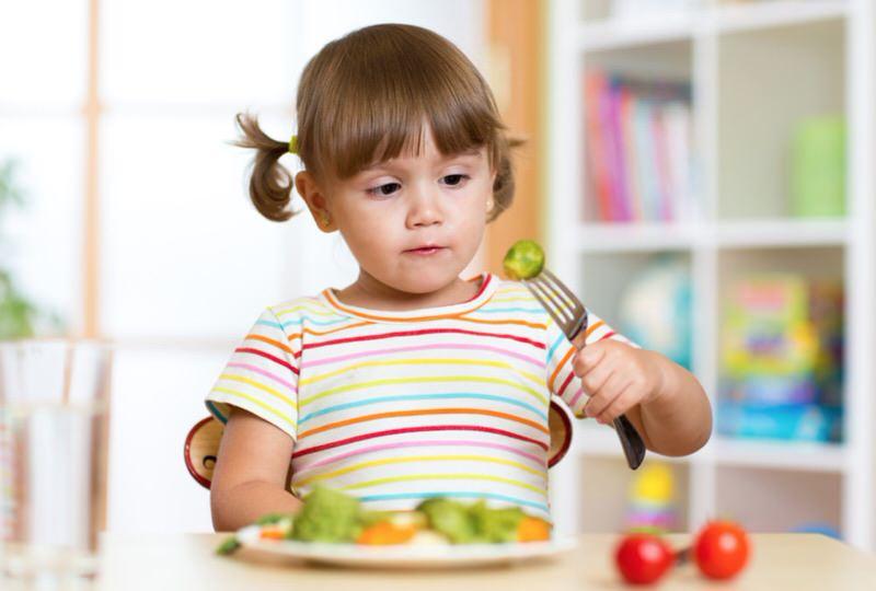 Tricks against child overweight