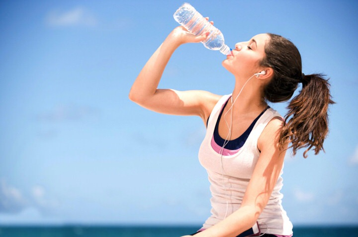 Find out if drinking water makes you thinner