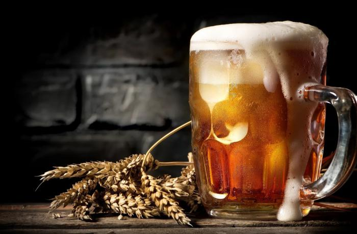 Beer properties