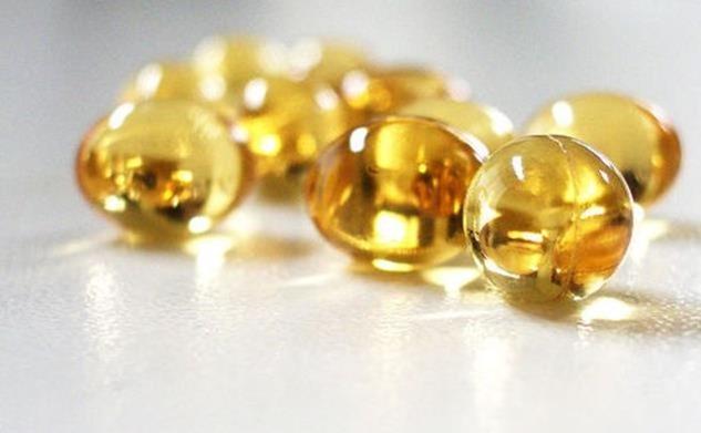 Evening primrose oil pearls