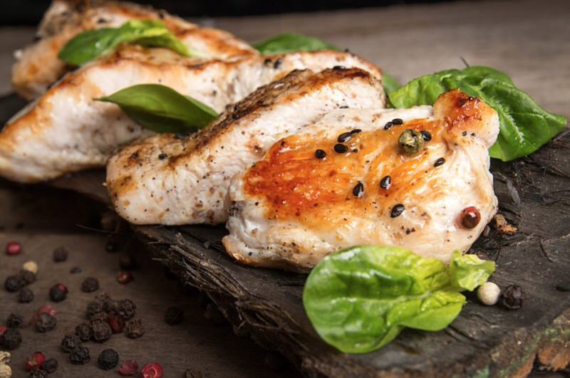 Benefits and properties of the turkey very rich in protein