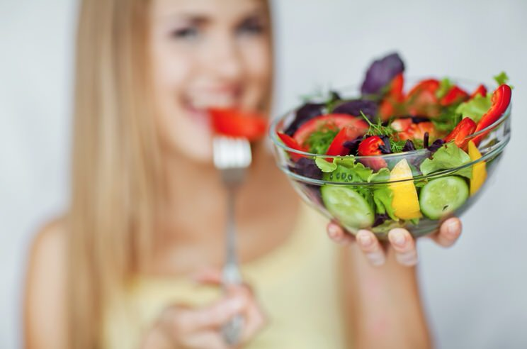 How to follow a healthy and balanced diet