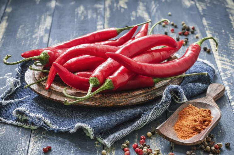 The incredible benefits of spicy food: live longer and lose weight