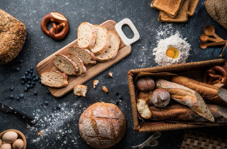 What is gluten and which cereals and foods contain it