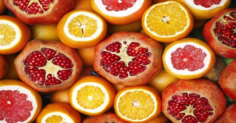 Winter fruits and their benefits