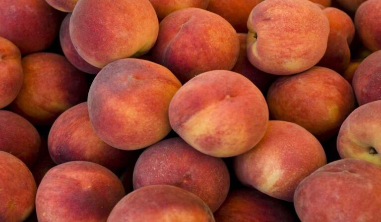 All the benefits of peach