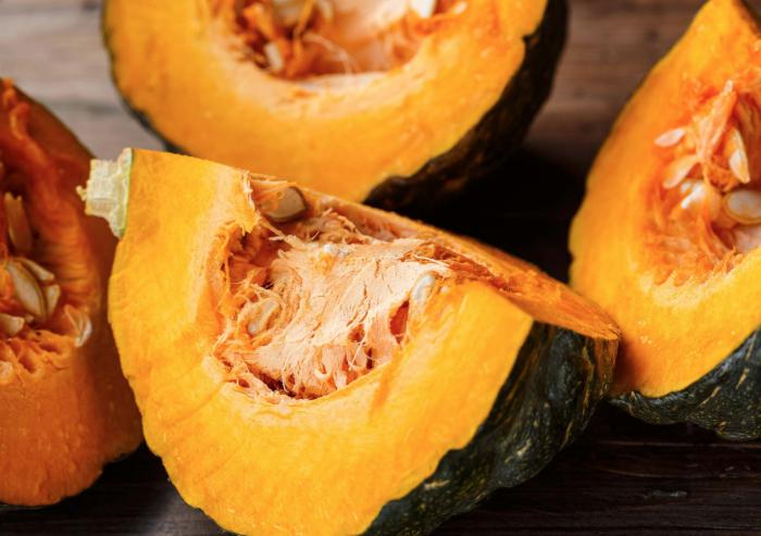The properties and benefits associated with pumpkin