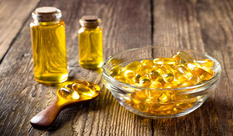 Omega 3 fish oil pearls and capsules, when to take them?