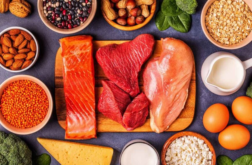 The 20 types of vital proteins and their functions in the body